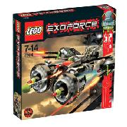 Lego 7704 Exo-Force Sonic Phantom