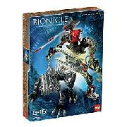 Lego Bionicle Maxilos and Spinax