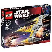 Lego Star Wars Naboo N-1 Starfighter with Vulture Droid