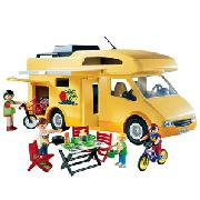 Playmobil 3236 Family Vacation Camper