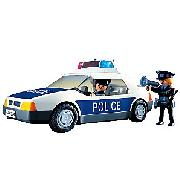 Playmobil 3904 Police Car