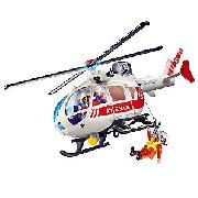 Playmobil 4222 Medical Helicopter