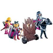 Playmobil 4437 Barbarian Attack Troop