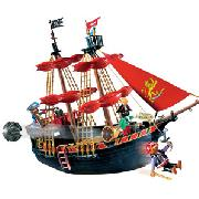 Playmobil 5736 Blackbeard's Pirate Ship