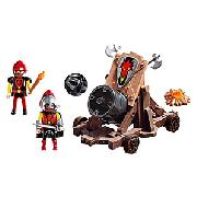 Playmobil Dragon Attack Cannon