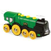 Brio - Green Action Locomotive