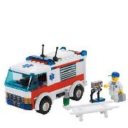 Lego City - Ambulance (7890)