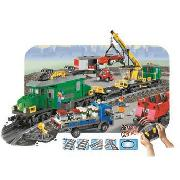 Lego City - Cargo Train Deluxe (7898)