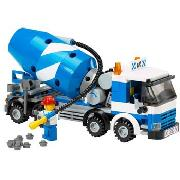 Lego City - Concrete Mixer