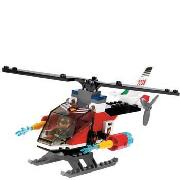 Lego City - Fire Helicopter (7238)