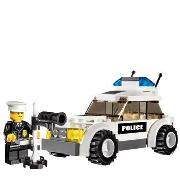 Lego City - Lego City Police Car (723