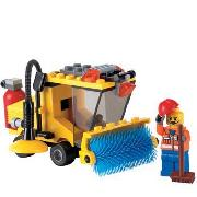 Lego City - Lego City Street Sweeper