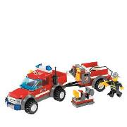 Lego City - Off Road Fire Rescue