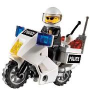 Lego City - Police Motorcycle