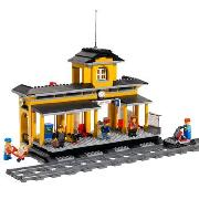 Lego City - Train Station