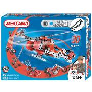 Meccano - 30 Model Set (Key)