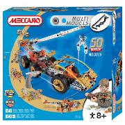 Meccano - 50 Model Set