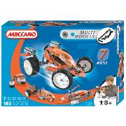 Meccano - 7 Model Set (Key)