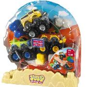 Megabloks - Tiny N Tuff Off Road Set