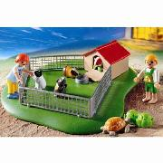 Playmobil - Child and Animals (3210)
