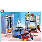 Playmobil - Childrens Bedroom (5328)