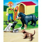 Playmobil - Dog Family