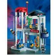 Playmobil - Fire Station Hq (3885)
