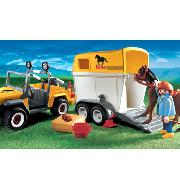 Playmobil - Horse Transport (3249)