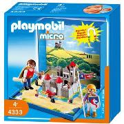 Playmobil - Knights Castle Microworld