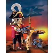 Playmobil - Pirate Captain (3936)