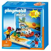 Playmobil - Pirate Microworld