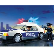 Playmobil - Police Car (3904)