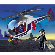 Playmobil - Police Copter (3908)