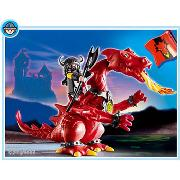 Playmobil - Red Dragon (3327)
