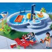 Playmobil - Swimming Pool (3205)