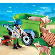 Playmobil - Vet with Pigs
