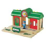 Brio Record and Play Railway Station