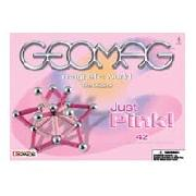 Geomag 42 Piece Just Pink Set