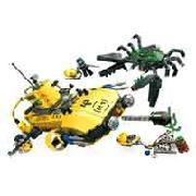 Lego Aqua Raiders Crab Crusher (7774)