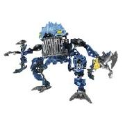 Lego Bionicle Maxilos and Spinax (8924)