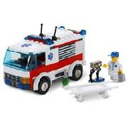 Lego City Ambulance (7890)