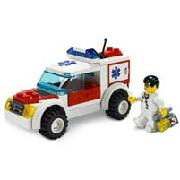 Lego City Doctor's Car (7902)
