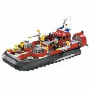 Lego City Fire Hovercraft (7944)
