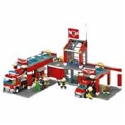 Lego City Fire Station (7945)