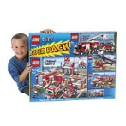Lego City Fire Value Pack (7945)
