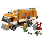 Lego City Garbage Truck (7991)