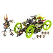 Lego Exo-Force Mobile Devastator (8108)