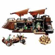 Lego Star Wars Jabba's Sail Barge (6210)