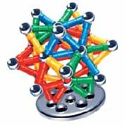 Magnetix 70 Piece Tube, Balls and Rods Set
