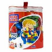 Mega Bloks Bag of Maxi Bricks (8217)